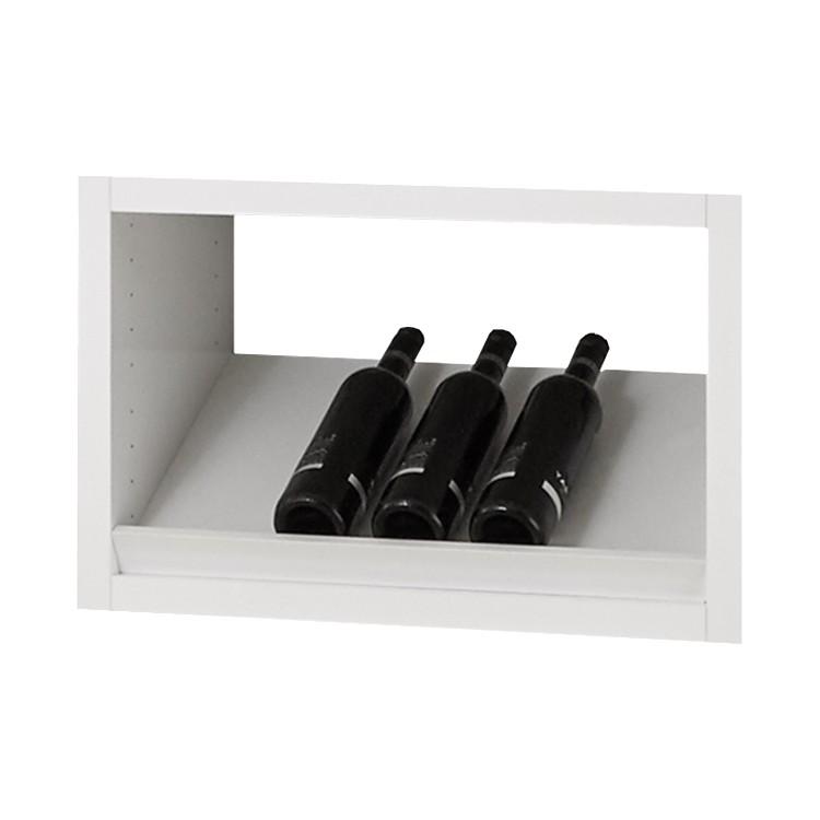 Home 24 - Etagères d exposition concept - blanc, loftscape