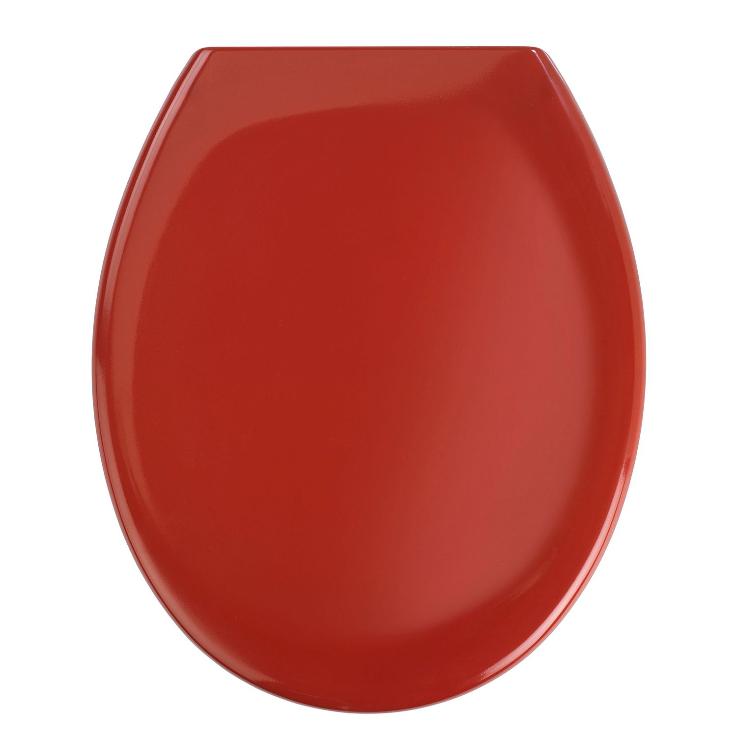 Premium wc-bril Ottana (soft-close) - rood, Wenko