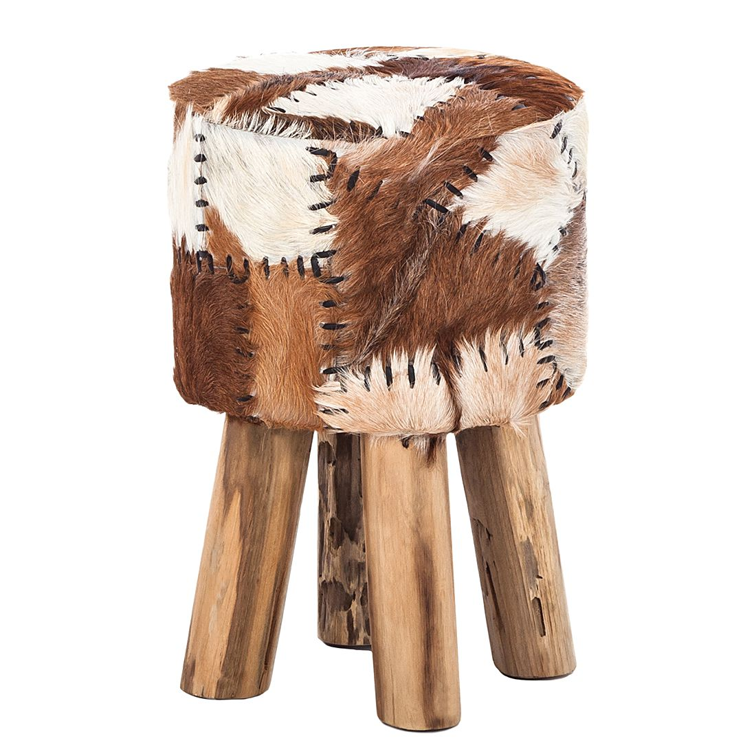Home 24 - Tabouret ranch ziege, ars manufacti
