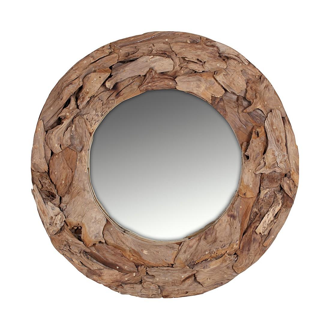 Miroir Ranch - Rond - Différentes tailles disponibles - Diamètre 100 cm, Ars Natura