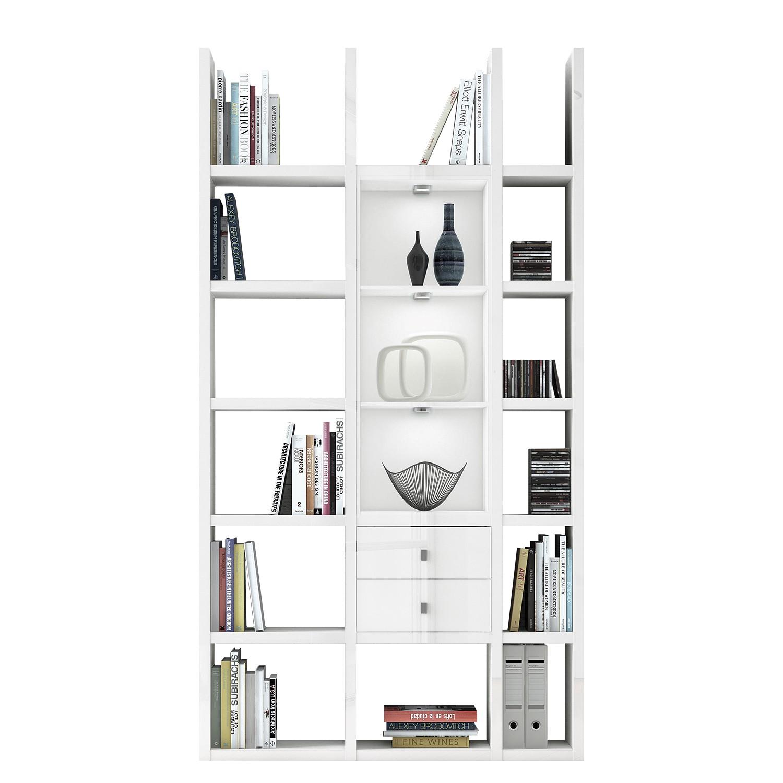 eek a regal emporior iii rgb led beleuchtung hochglanz wei wei loftscape jetzt kaufen. Black Bedroom Furniture Sets. Home Design Ideas