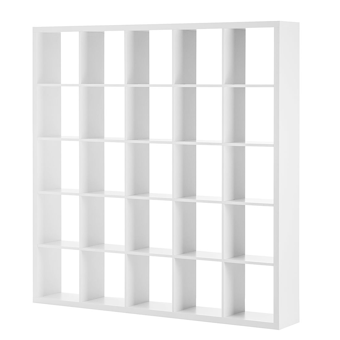 Home 24 - Etagère shelfy - blanc - 25 rangements, roomscape