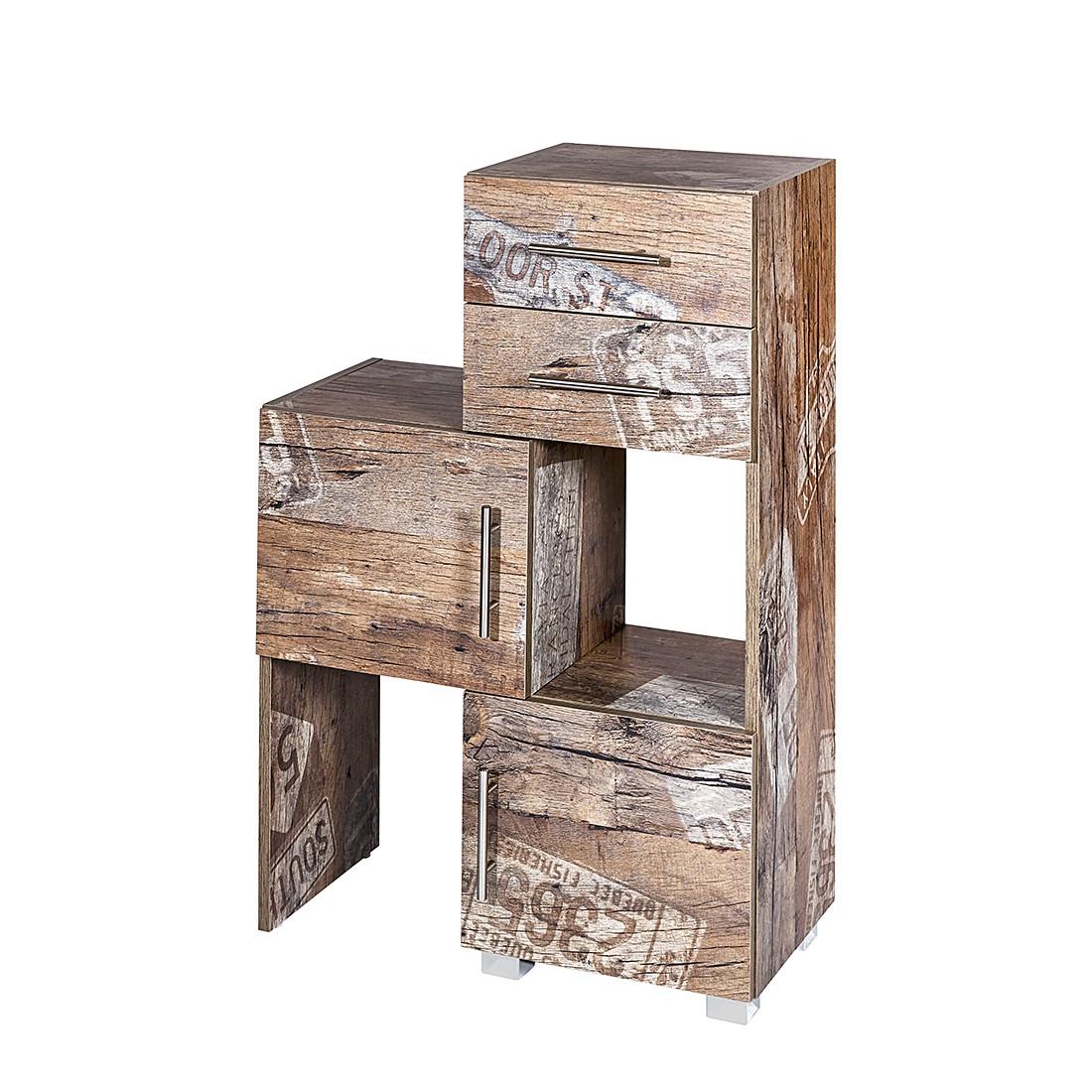 Mobile scomponibile Smilla I - Effetto legno di quercia Panama, Schildmeyer