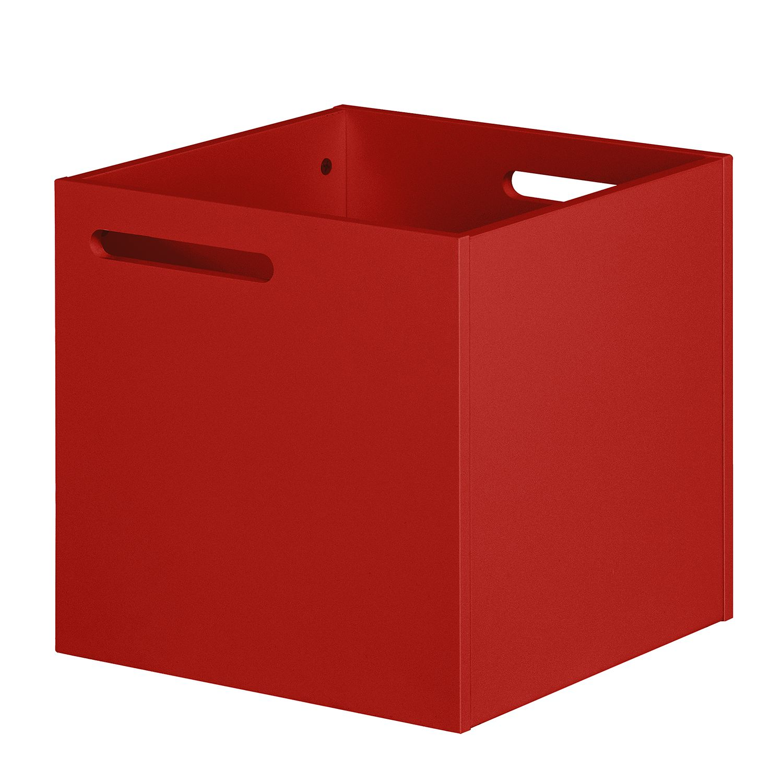Regalbox Woodstock - Rot