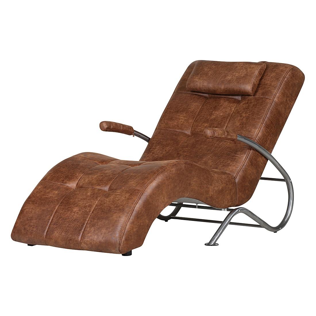 relaxliege leder braun preisvergleiche. Black Bedroom Furniture Sets. Home Design Ideas