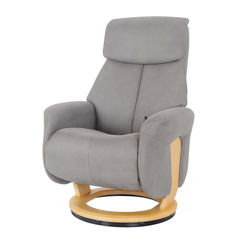 Fauteuil de relaxation loup city microfibre gris ars manufacti tc loc - Acheter fauteuil relax de jardin ...