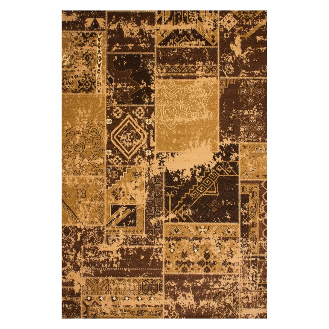 Teppich Retro - Beige - 80 x 150 cm, Obsession