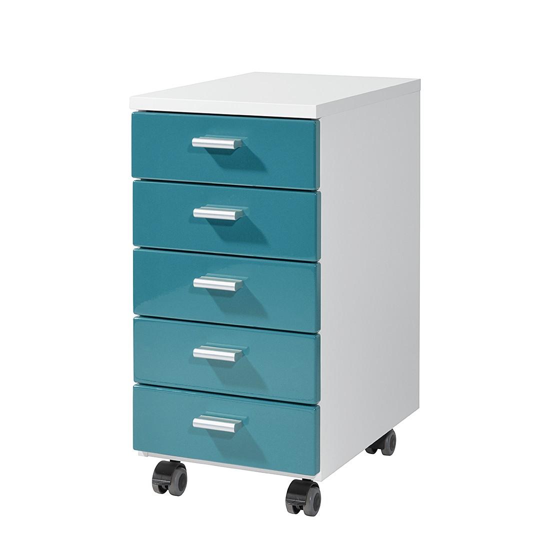 rollcontainer blau preisvergleich die besten angebote online kaufen. Black Bedroom Furniture Sets. Home Design Ideas