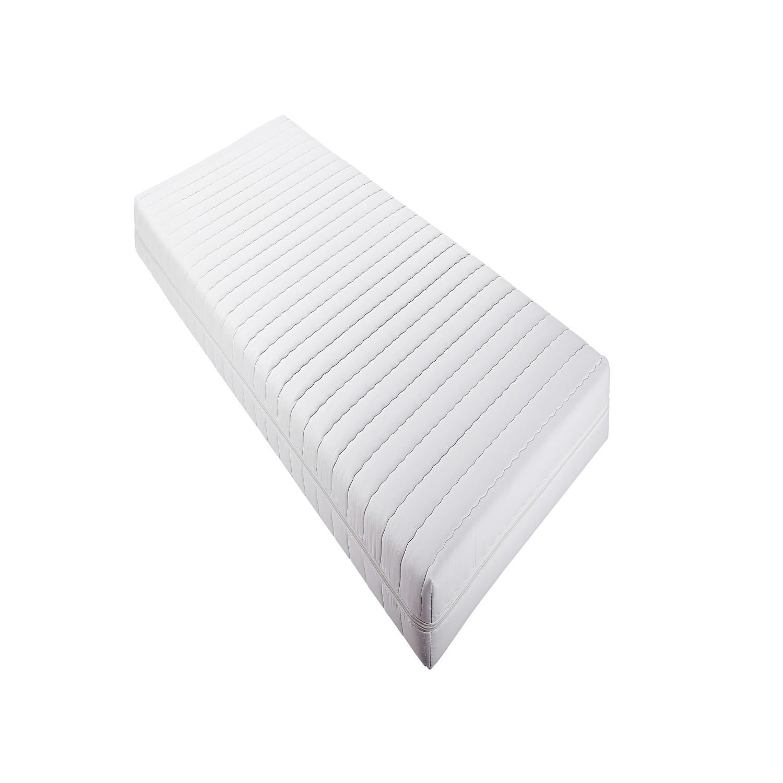 Rollmatratze Black Magic - Weiß - 90 x 200cm, Relita