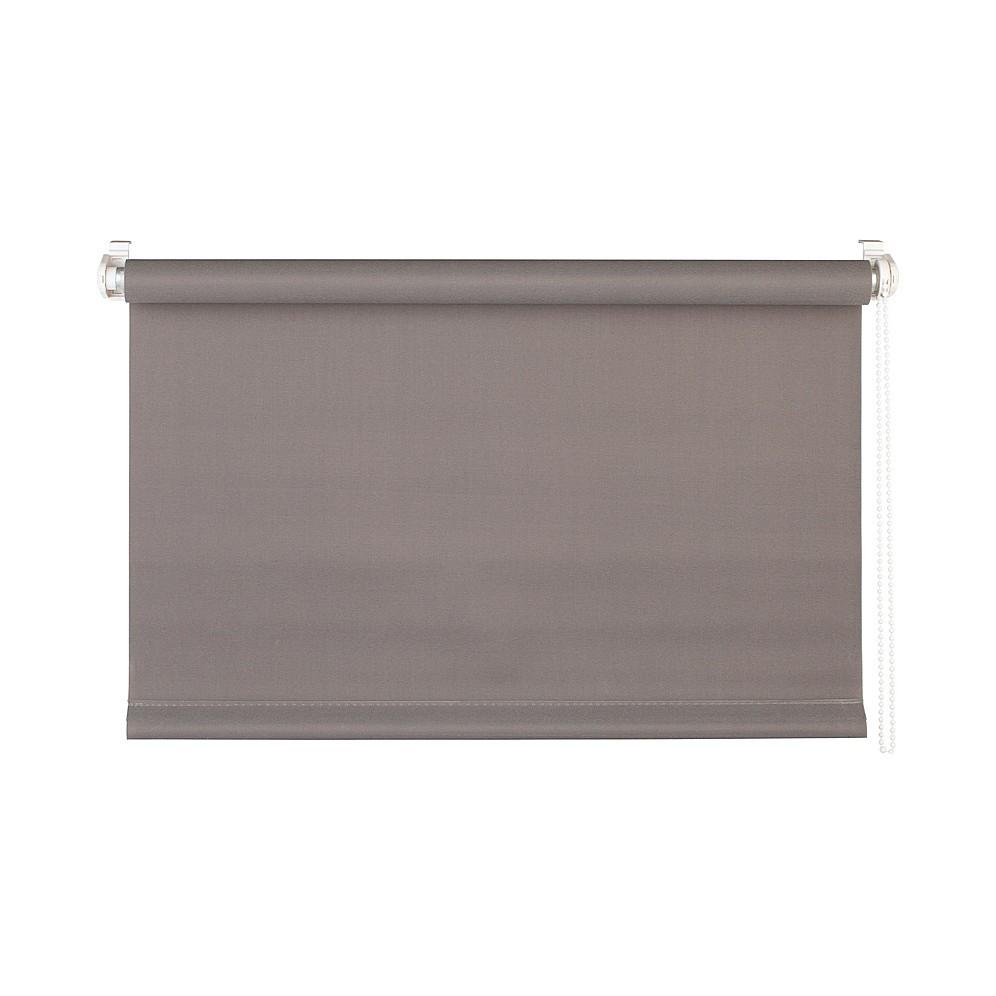 Rolgordijn Klemmfix Win - grijs - 75x160cm, mydeco