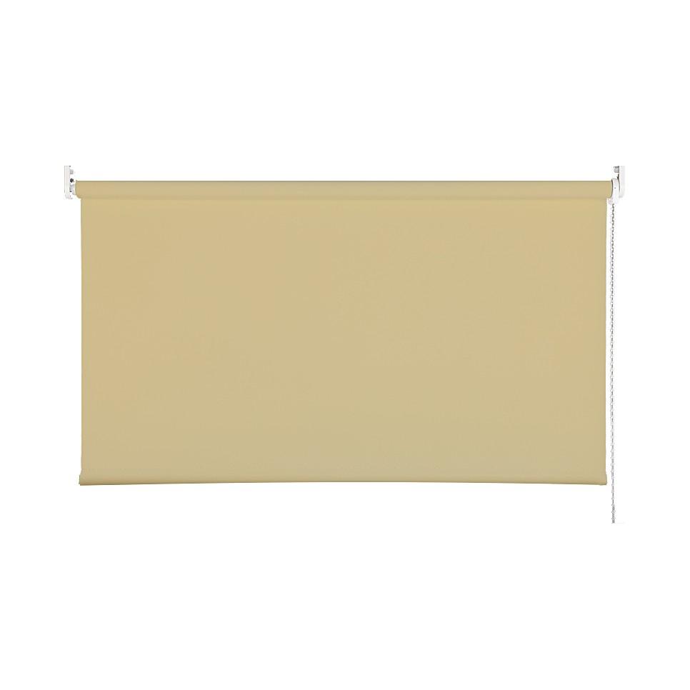 Home 24 - Store enroulable uni - beige - 90 x 240 cm, mydeco