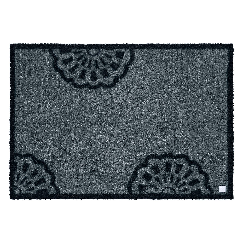 Deurmat Lace - grijs - 50x70cm, barbara becker home passion