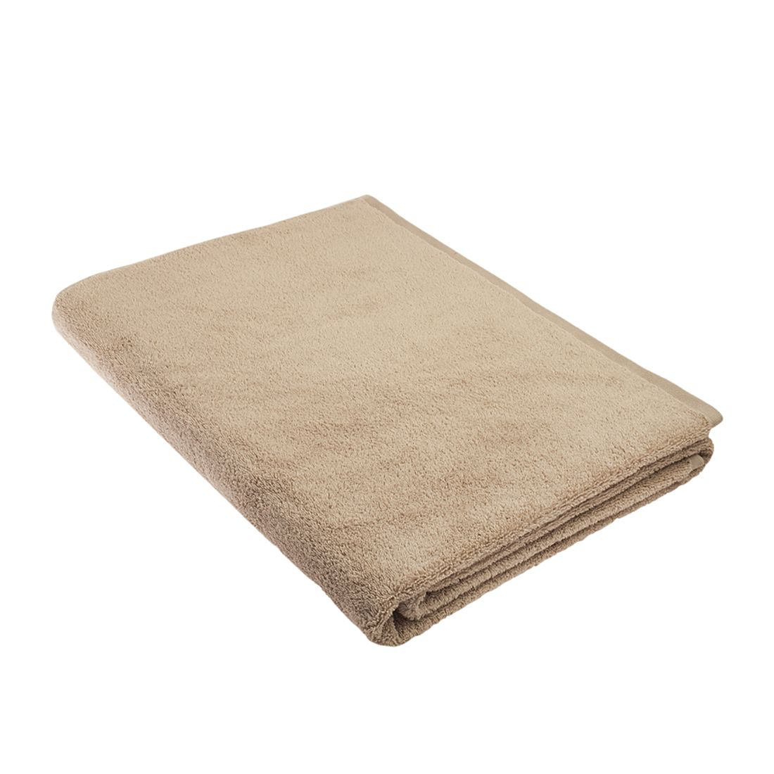 Home 24 - Serviette de sauna pure - 100 % coton - naturel, stilana