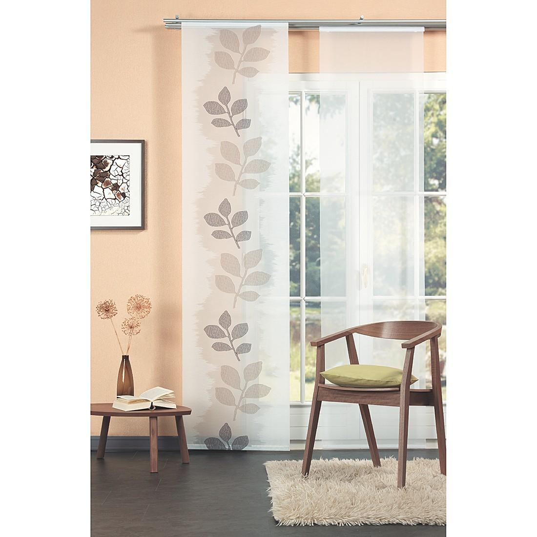 home wohnideen panneau japonais voile transparent imprime comparer les prix et promo. Black Bedroom Furniture Sets. Home Design Ideas