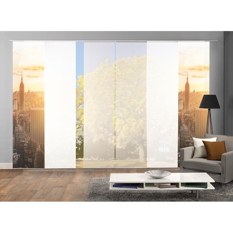 Schiebevorhang Horizont (6er- Set), Home Wohnideen