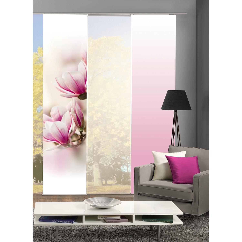 schiebevorhang blickdicht preisvergleich die besten angebote online kaufen. Black Bedroom Furniture Sets. Home Design Ideas