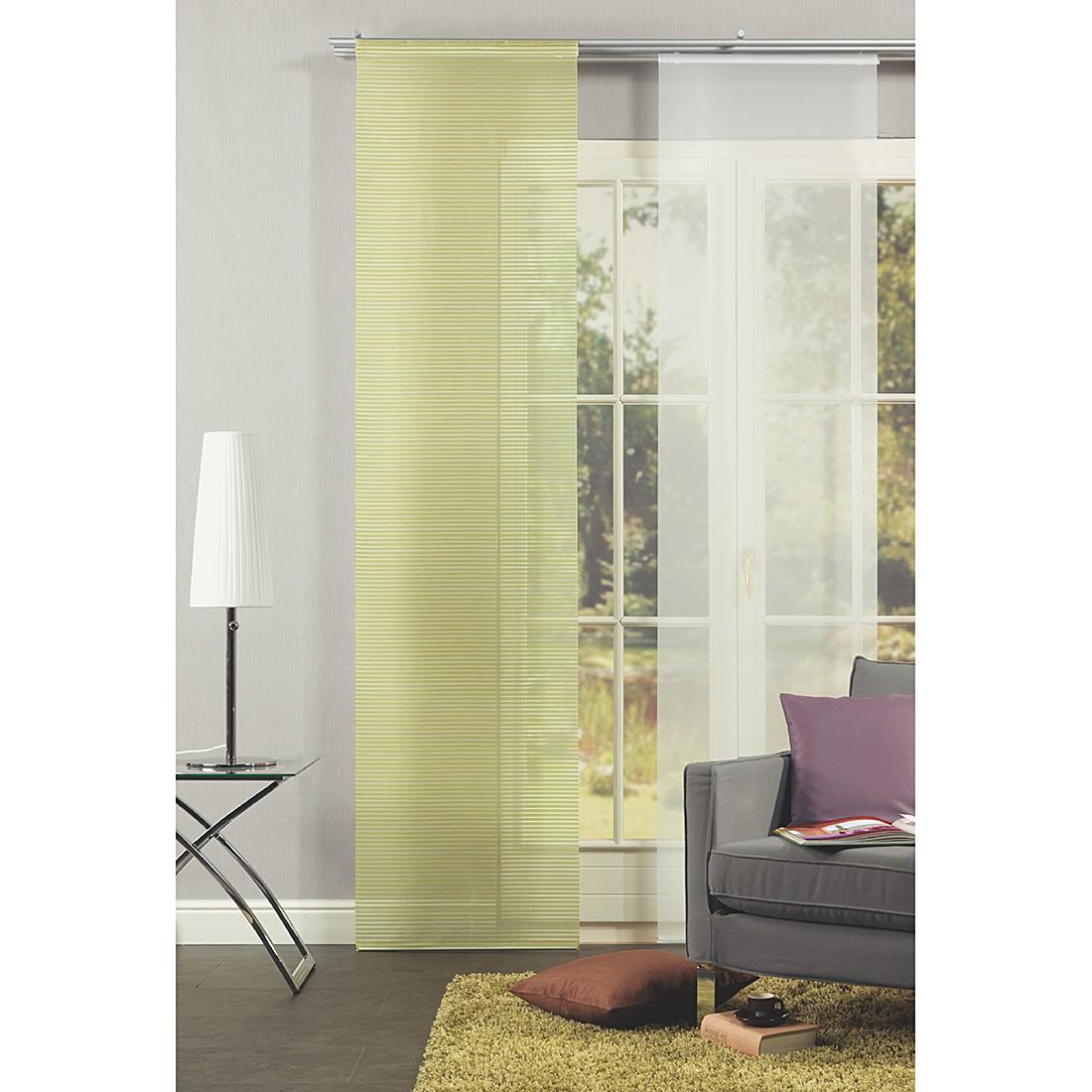 Großartig Schiebevorhang Grün Preisvergleich • Die besten Angebote online kaufen GB65