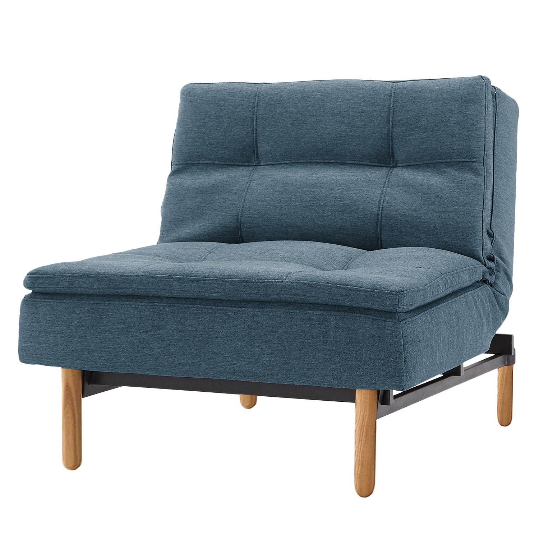 Fauteuil Dublexo I - Tissu - Tissu 558 Soft Indigo, Innovation Möbel