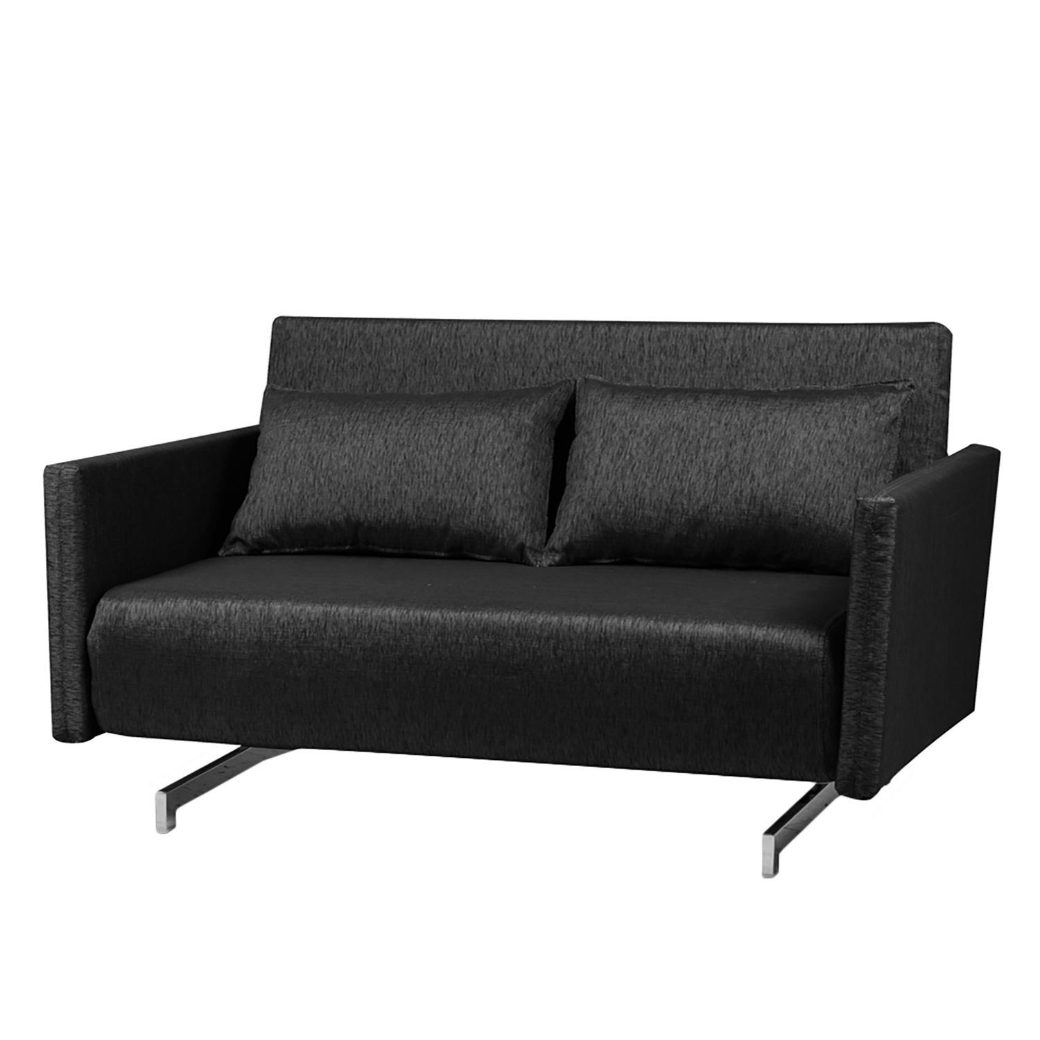 schlafsofa dendera b webstoff stoff livia anthrazit fredriks g nstig online kaufen. Black Bedroom Furniture Sets. Home Design Ideas