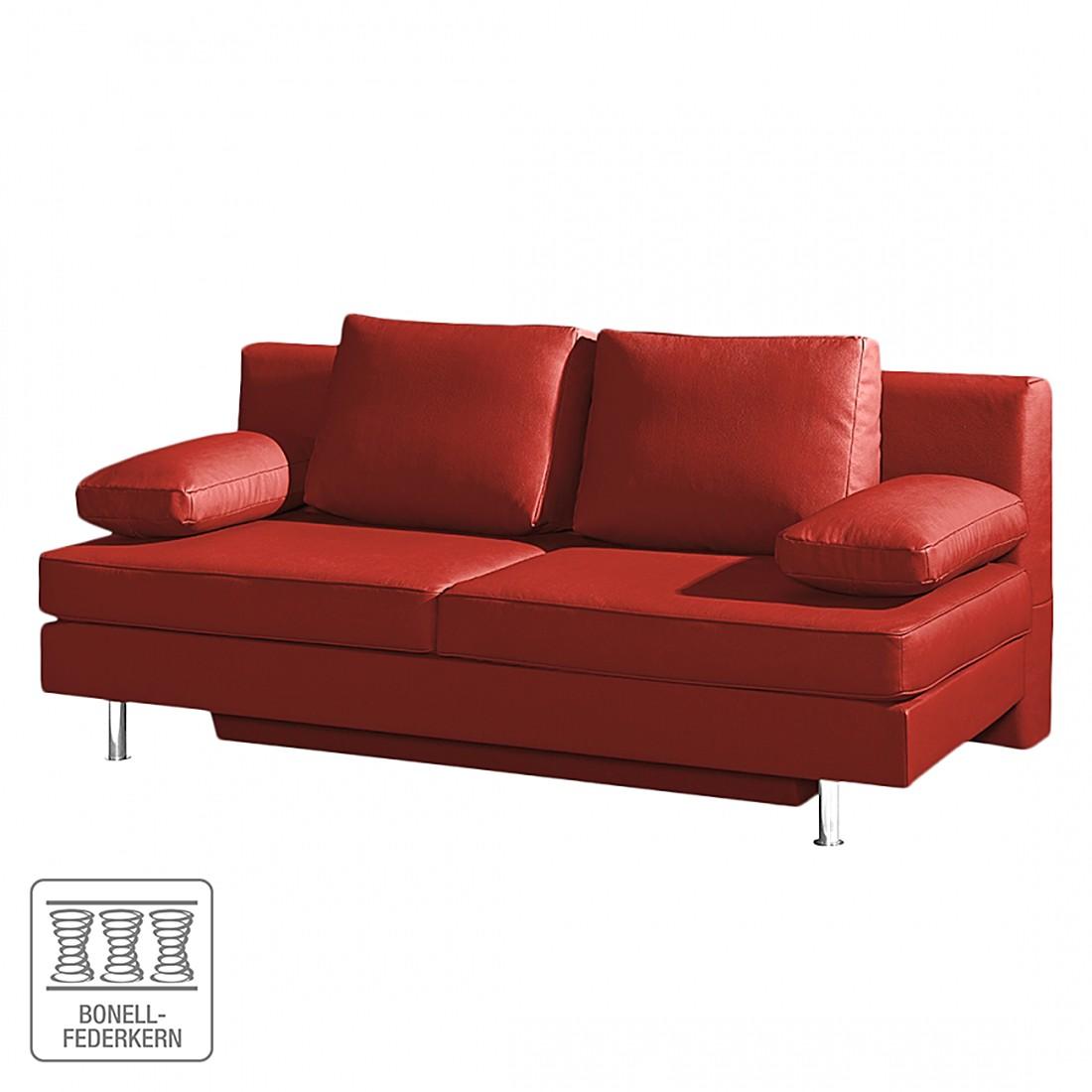 Sofa schlafsofa roomscape preisvergleiche for Schlafsofa echtleder