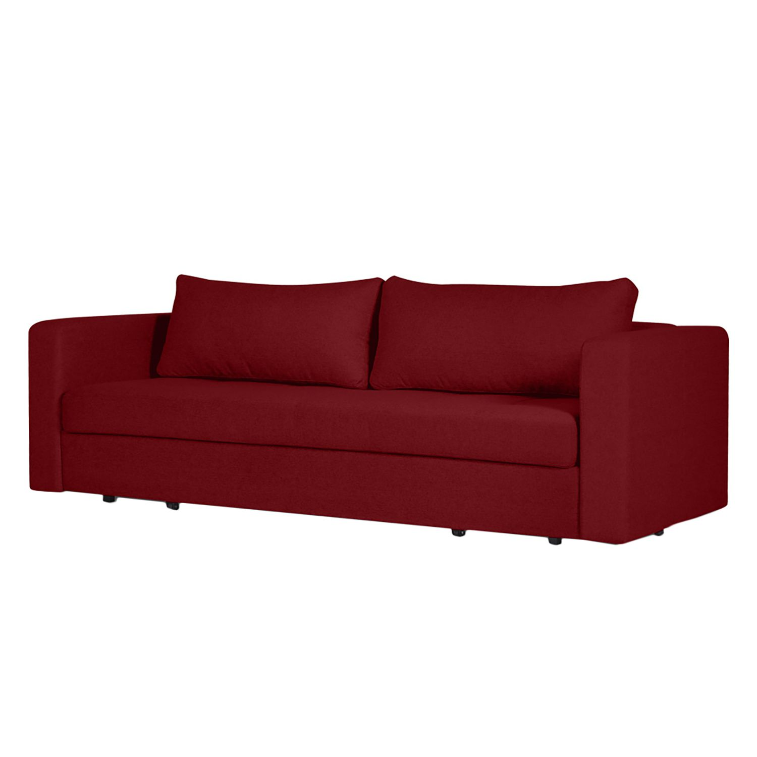 clic clac eperny tissu tissu bora rouge fredriks par fredriks chez home24 fr. Black Bedroom Furniture Sets. Home Design Ideas