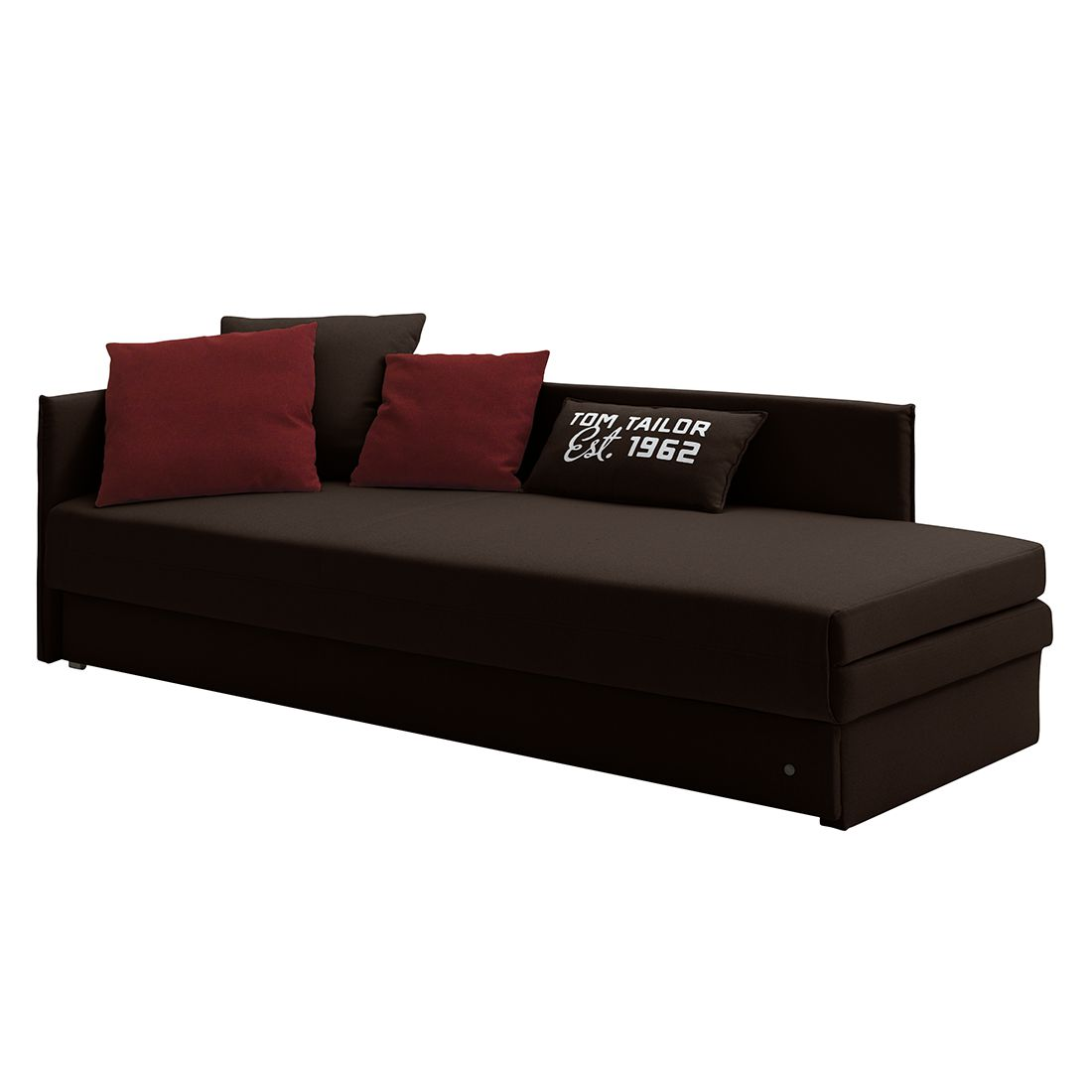 canap convertible guest tissu structur accoudoir mont gauche vu. Black Bedroom Furniture Sets. Home Design Ideas