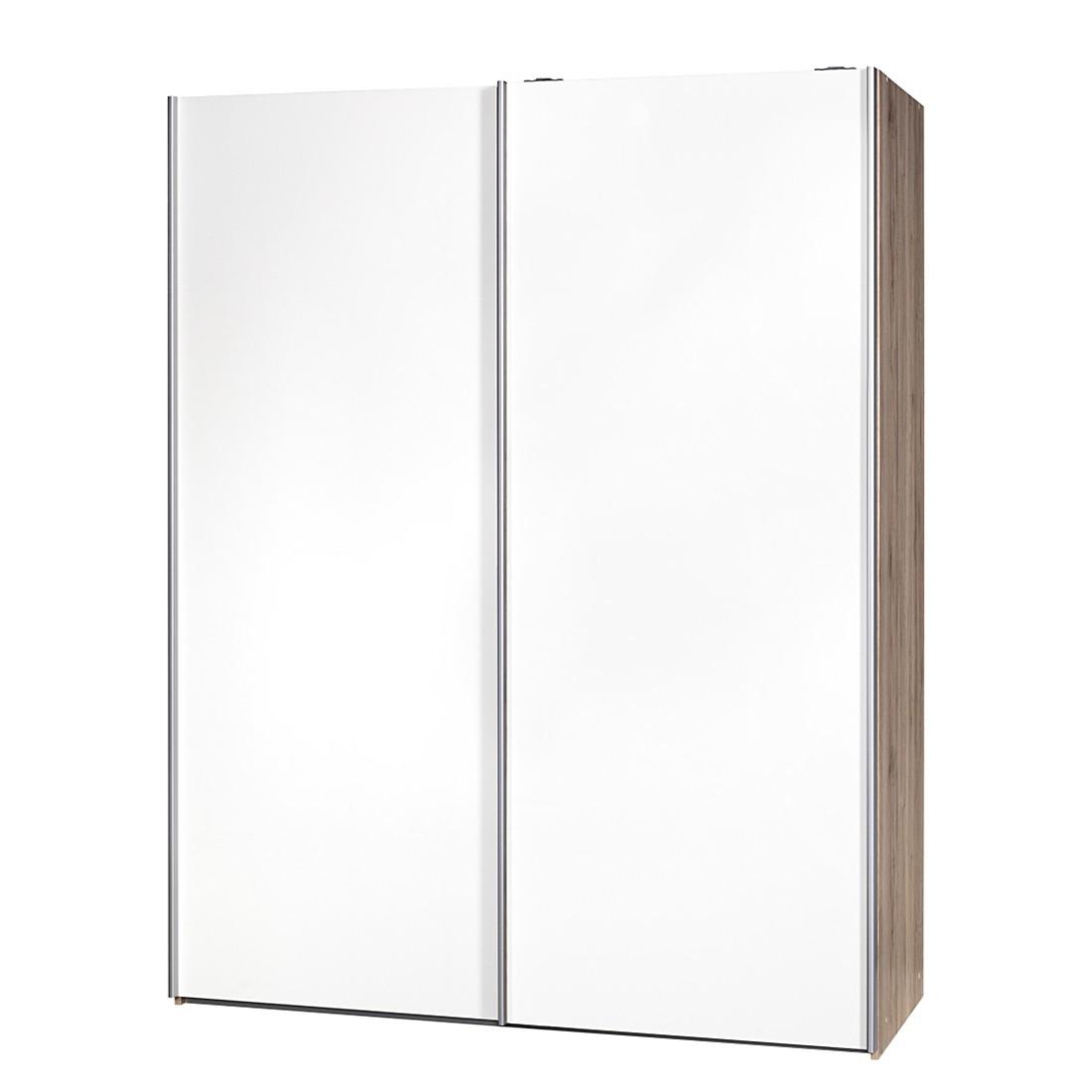 Armoire portes coulissantes soft - Armoire 150 cm ...