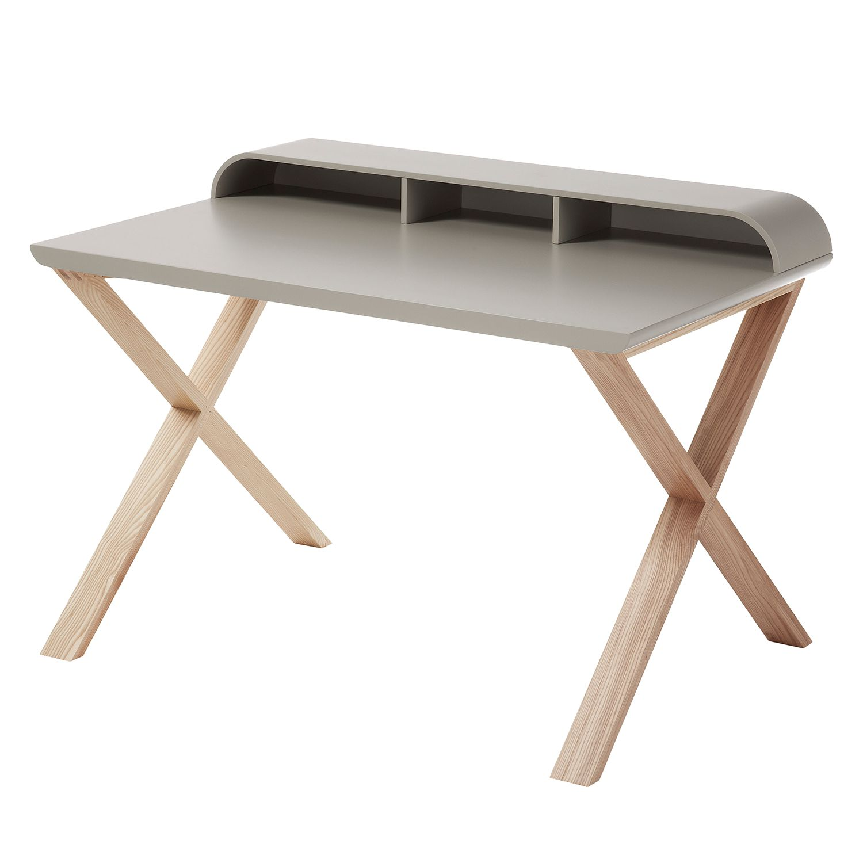 miliboo bureau design frene solveig prix et offres. Black Bedroom Furniture Sets. Home Design Ideas