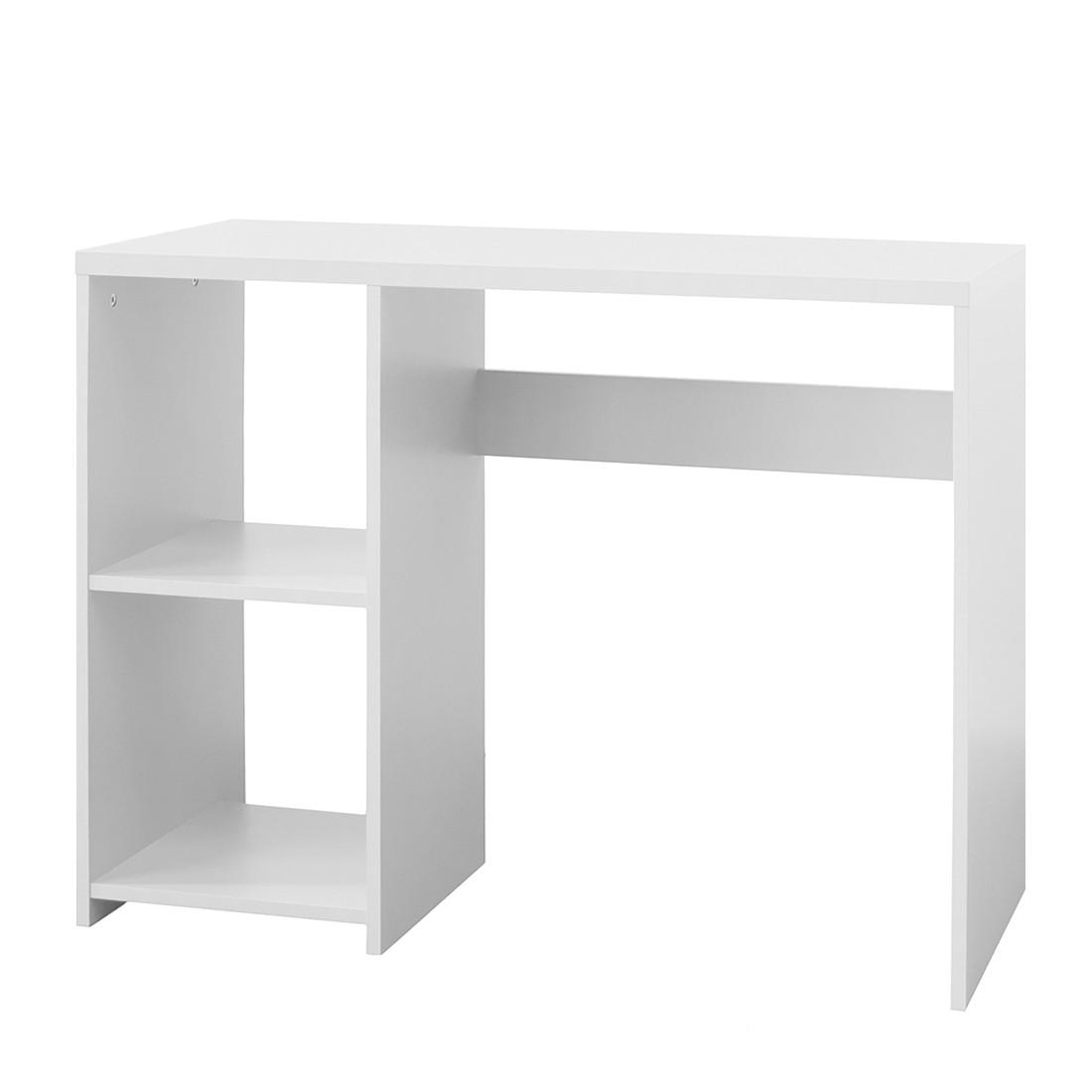 Scrivania Box II - Bianco, Tenzo