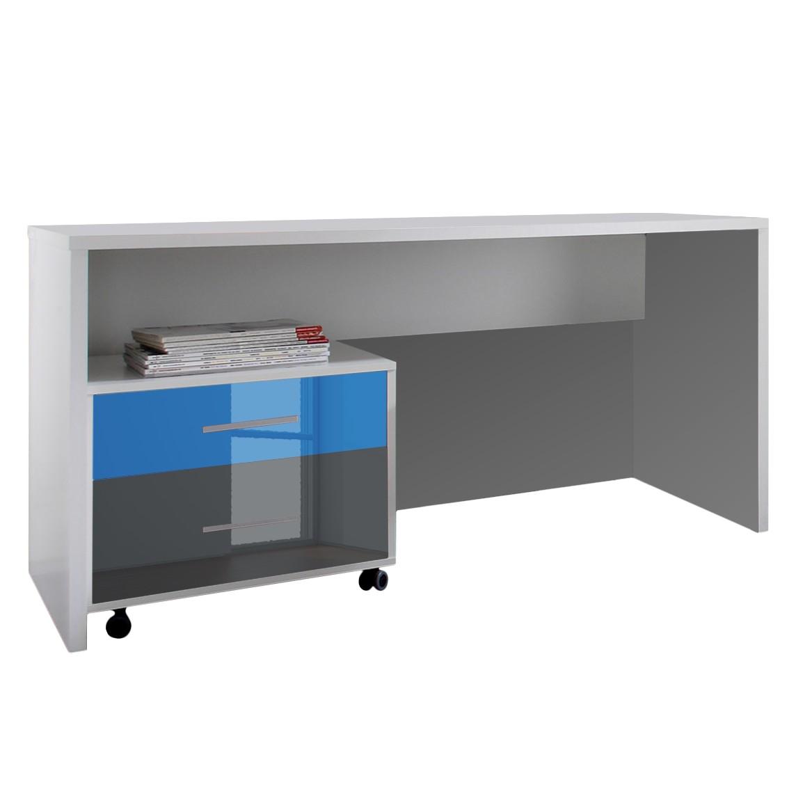 schreibtische mit glas preisvergleich die besten angebote online kaufen. Black Bedroom Furniture Sets. Home Design Ideas