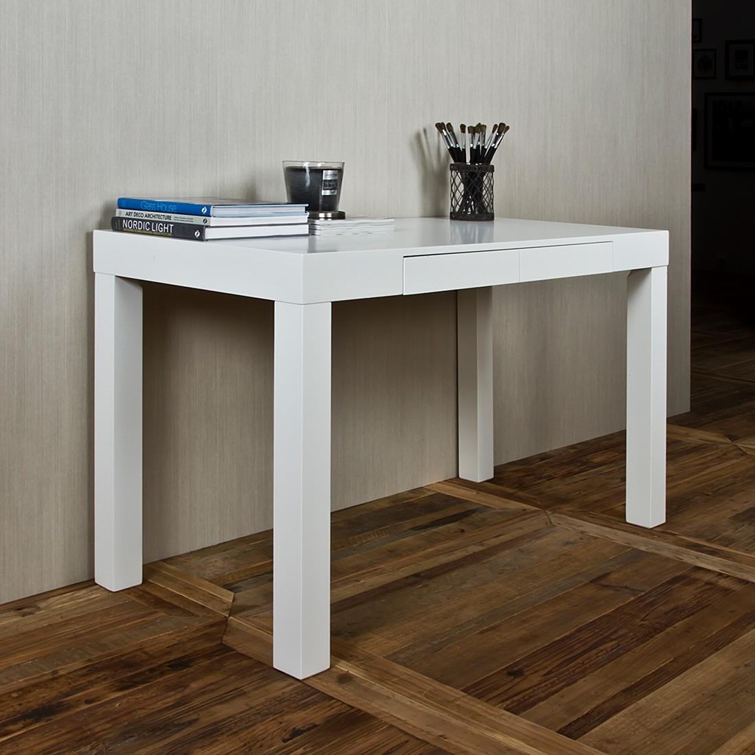mooved schreibtisch kajsa matt wei schreibtisch b rotisch. Black Bedroom Furniture Sets. Home Design Ideas