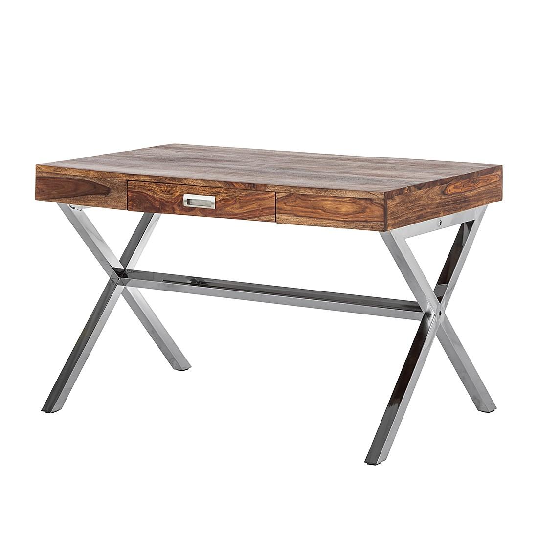 Schreibtischplatte massivholz  Rollcontainer Schreibtisch Massivholz Preisvergleich • Die besten ...