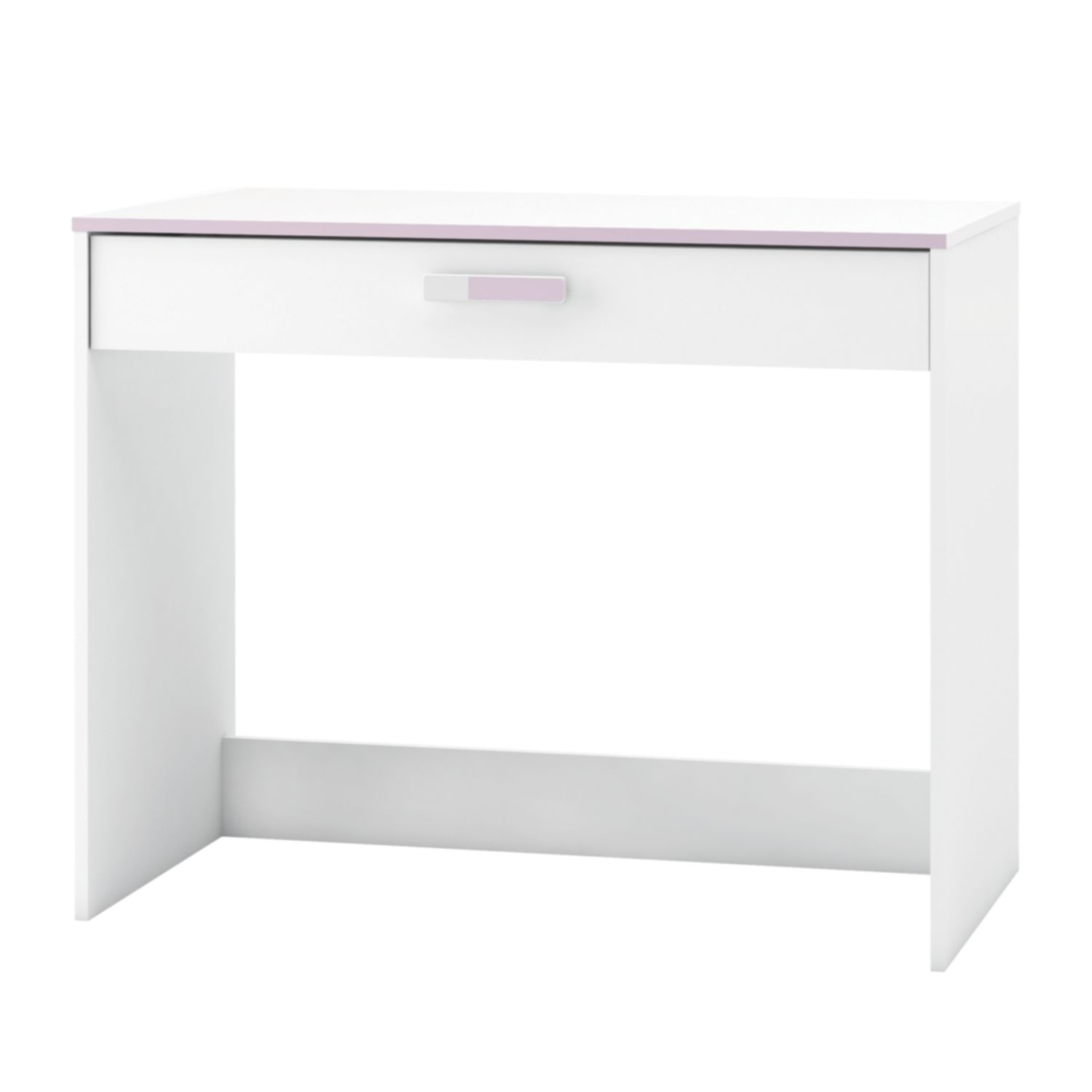 Bureau Switsch - wit/roze, Kids Club Collection