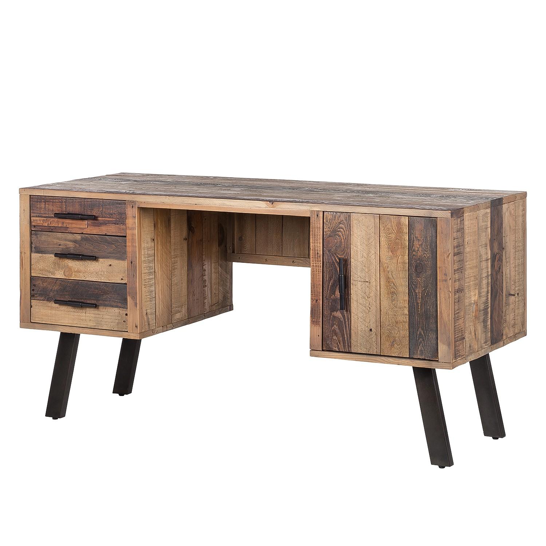 Schreibtisch massiv walnuss das beste aus wohndesign und for Schreibtisch massiv