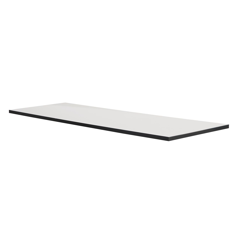 Piano scrivania Basix II - Bianco, Phoenix
