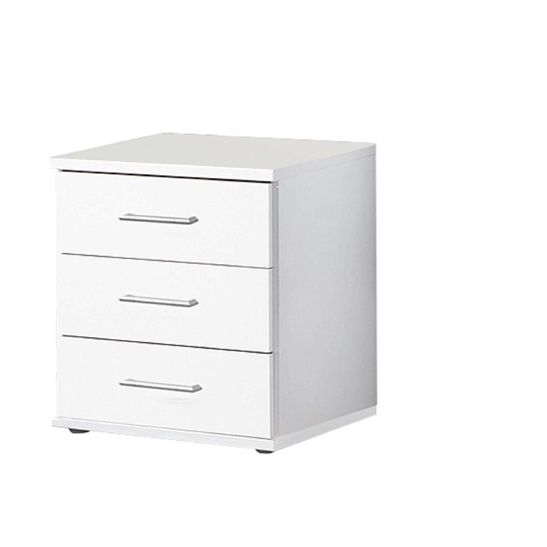 Commode à tiroirs I - Blanc alpin, Wimex