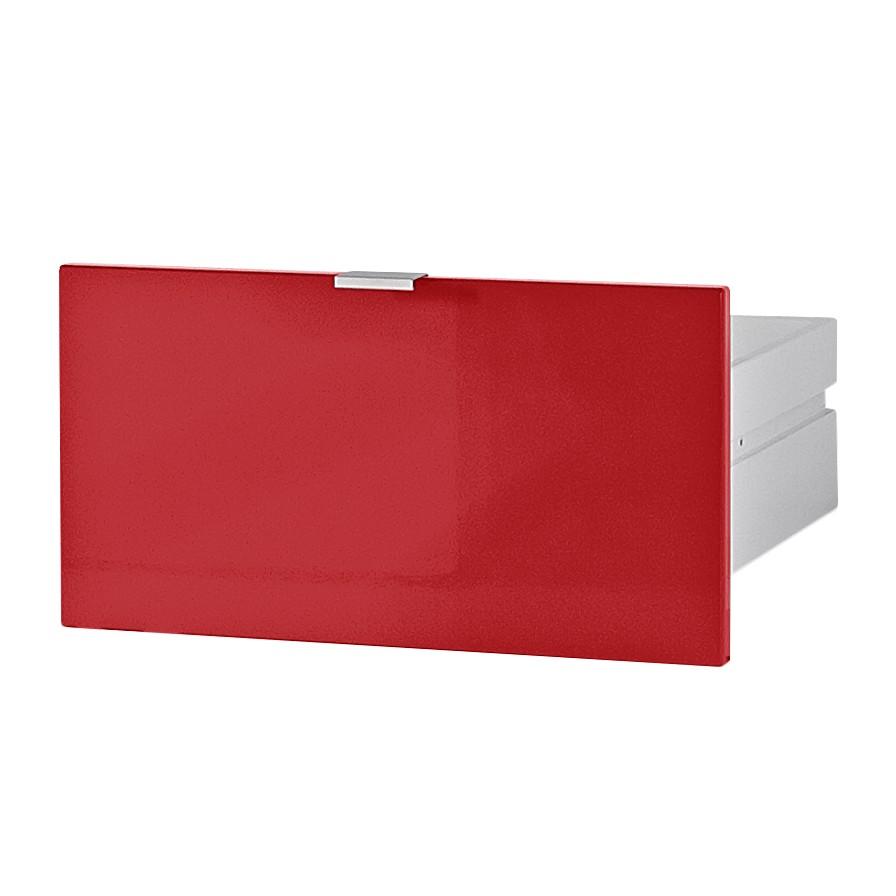 Lade Colorado - Hoogglans rood, Top Square