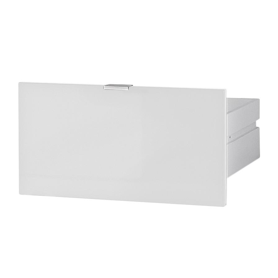 Schublade Colorado - Hochglanz Weiß, Germania
