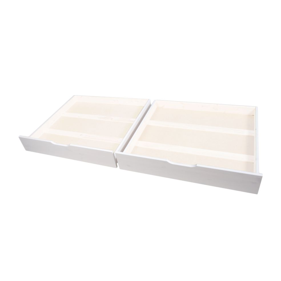 Set 2 tiroirs pour lits superposés, Lilokids