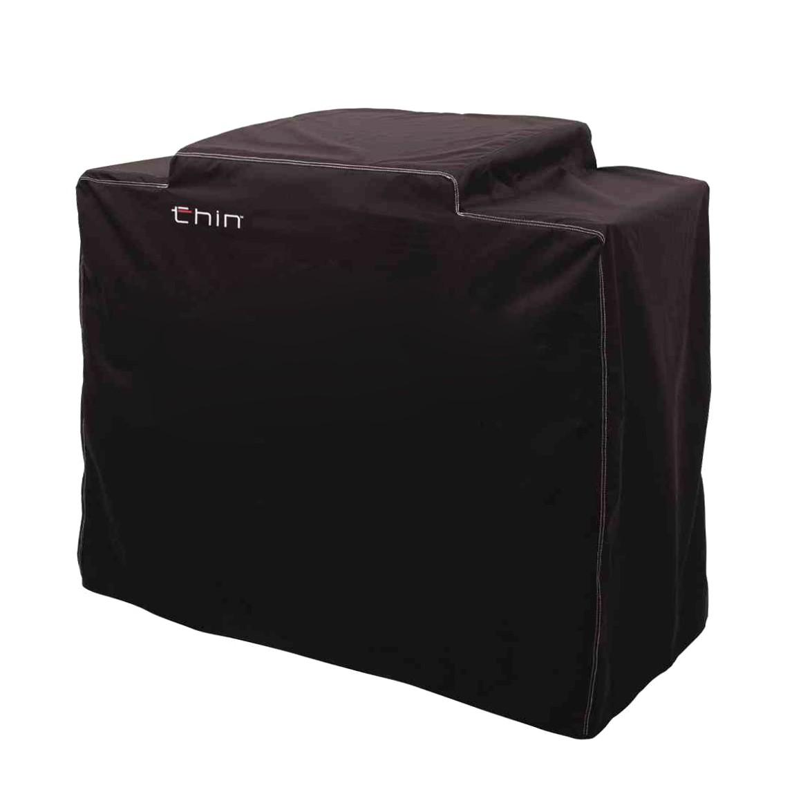 Schutzhülle Thin - Kunststoff - Schwarz, Char Broil