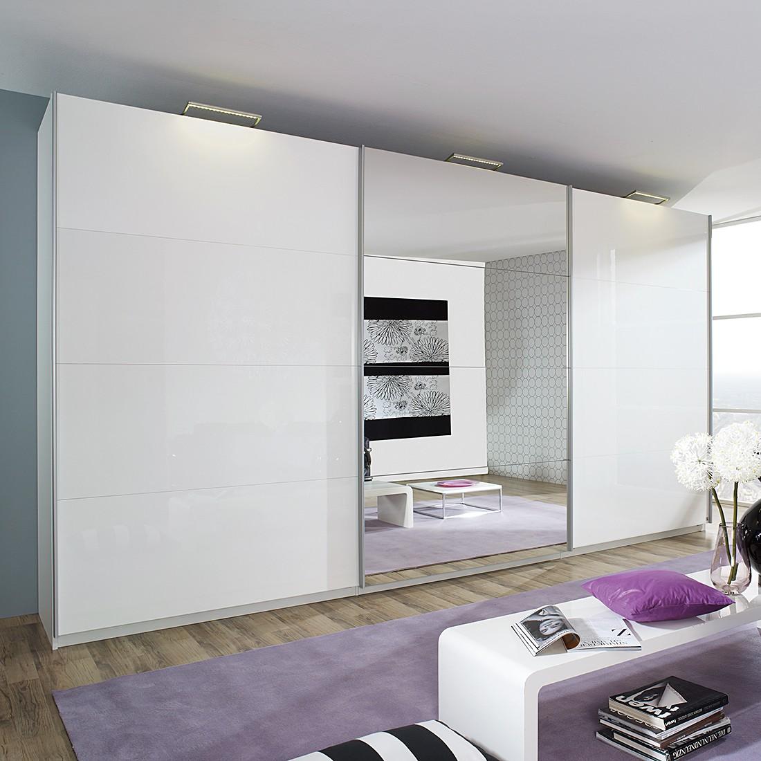 Kleiderschrank weiß hochglanz  Jetzt bei Home24: Kleiderschrank von Rauch Select | home24