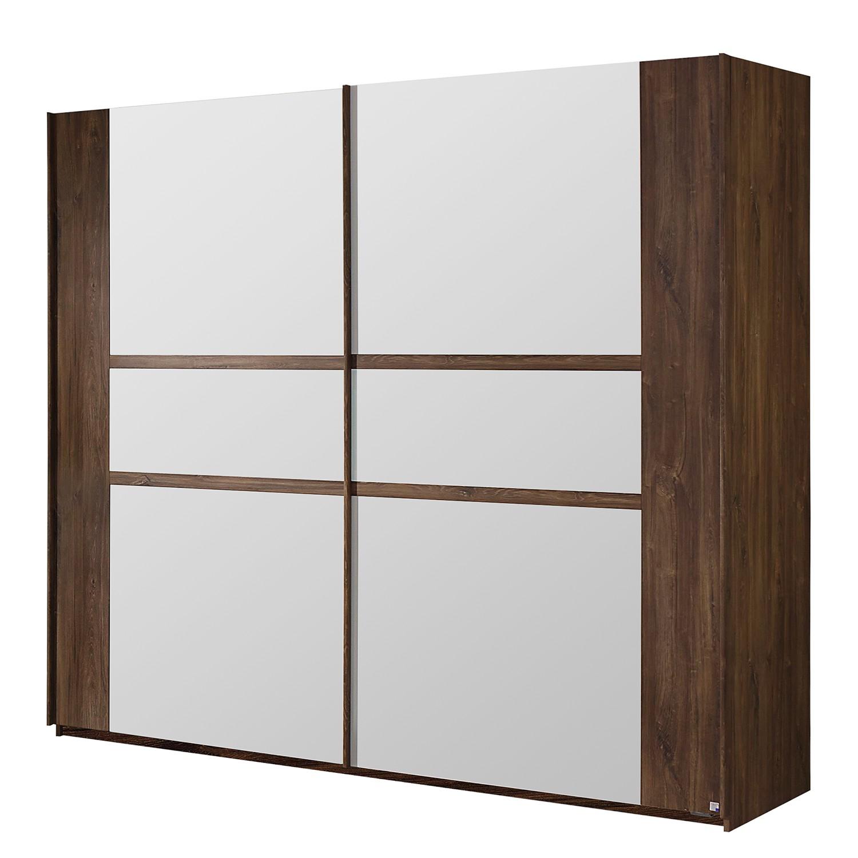 Armoire à portes coulissantes Bernau - Blanc alpin - 181 cm (2 portes), Rauch Packs