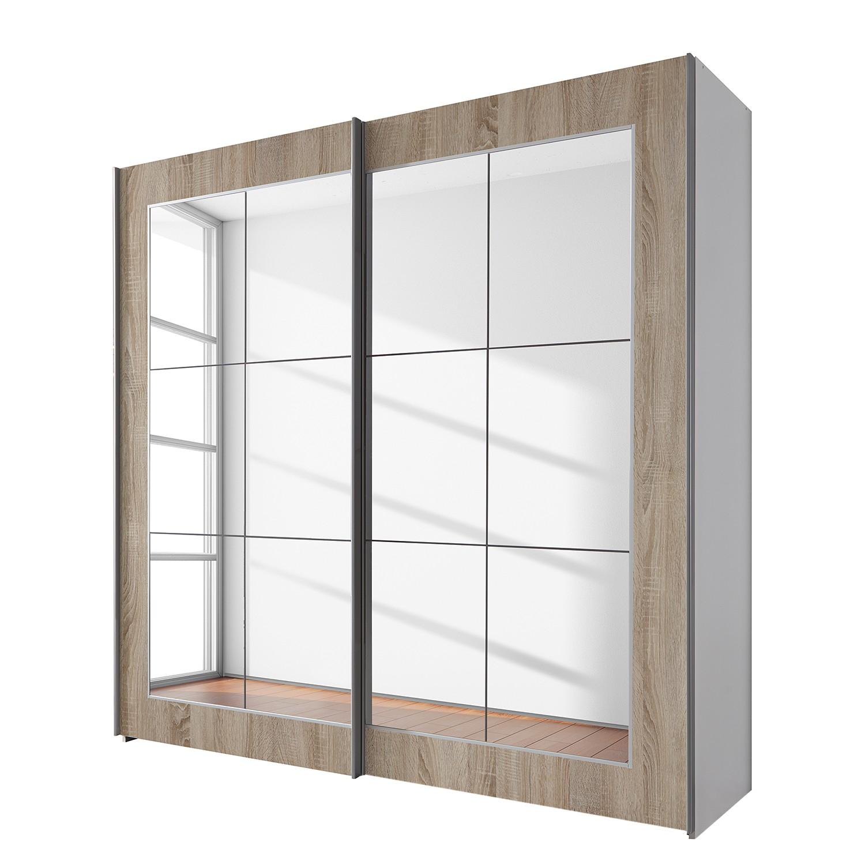 schwebet renschrank dassow wei eiche 202 cm 2. Black Bedroom Furniture Sets. Home Design Ideas