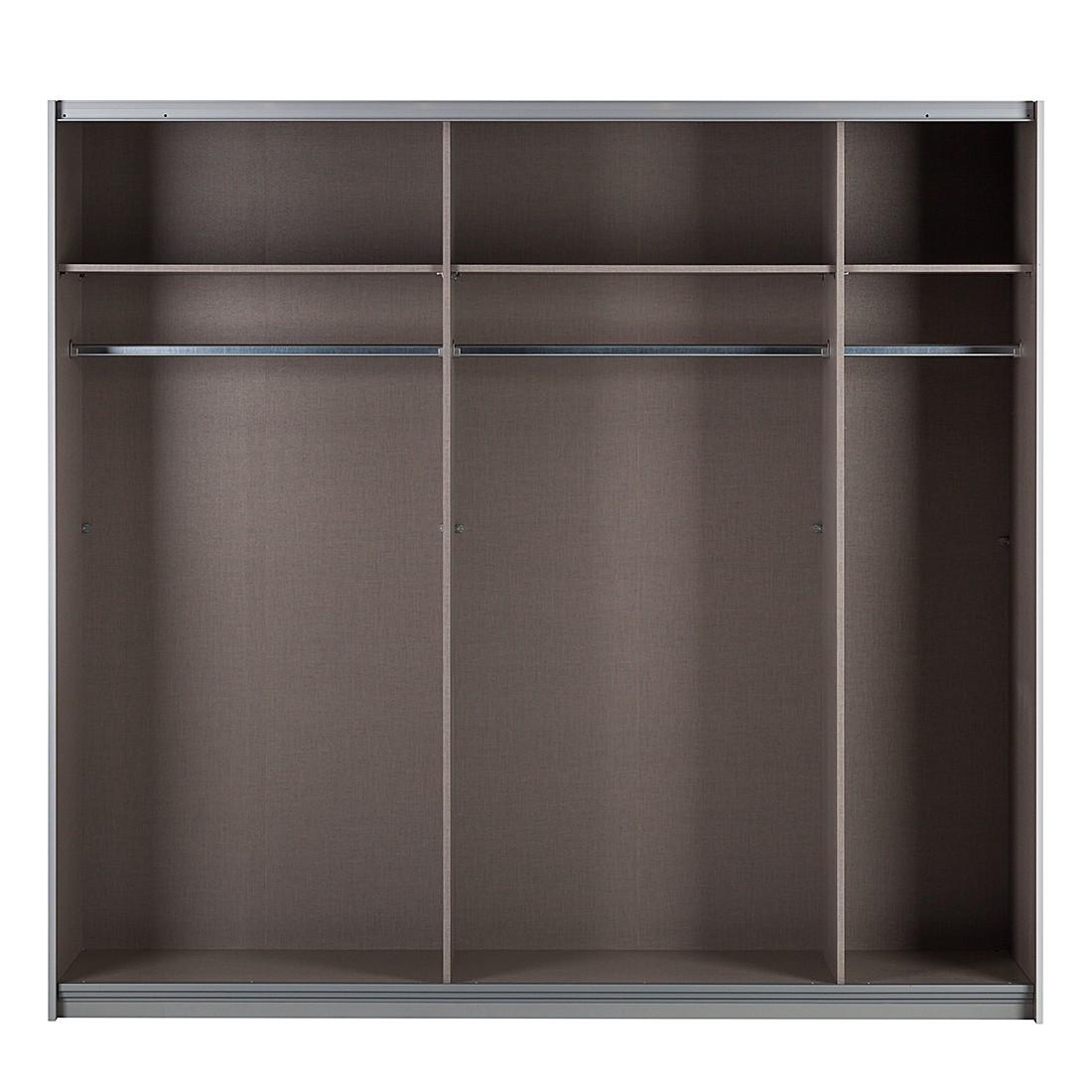 Schwebetürenschrank grau eiche  Rauch Pack´s Schwebetürenschrank – für ein schönes Zuhause | home24