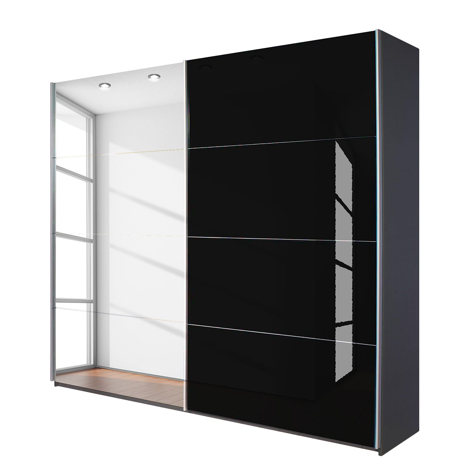 schwebet renschrank spiegel strass preisvergleich die besten angebote online kaufen. Black Bedroom Furniture Sets. Home Design Ideas
