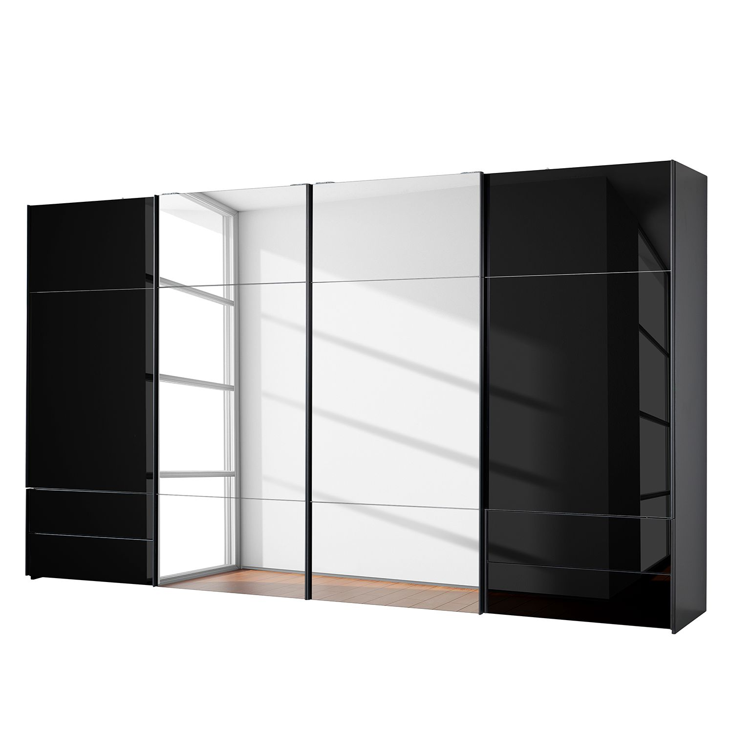 scrapeo 4 portes avec charni re d 39 armoire ikea pax. Black Bedroom Furniture Sets. Home Design Ideas