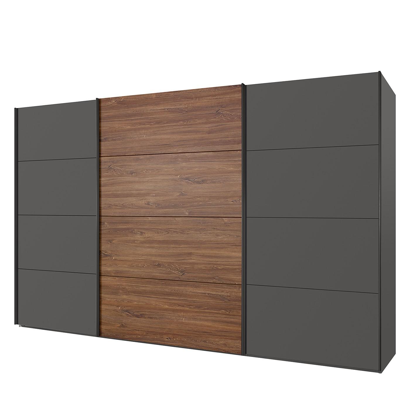 Zweefdeurkast SKØP - 405cm (3-deurs) - 222cm - Comfort, SKØP