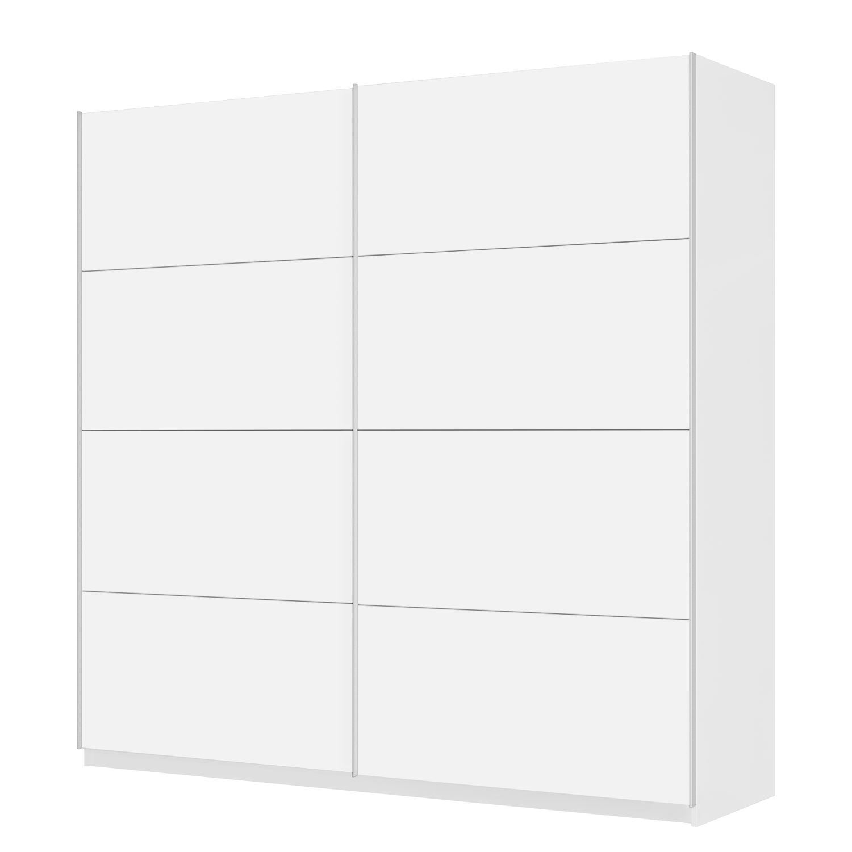 schwebetuerenschrank sk p 225 cm 2 t rig 222 cm. Black Bedroom Furniture Sets. Home Design Ideas