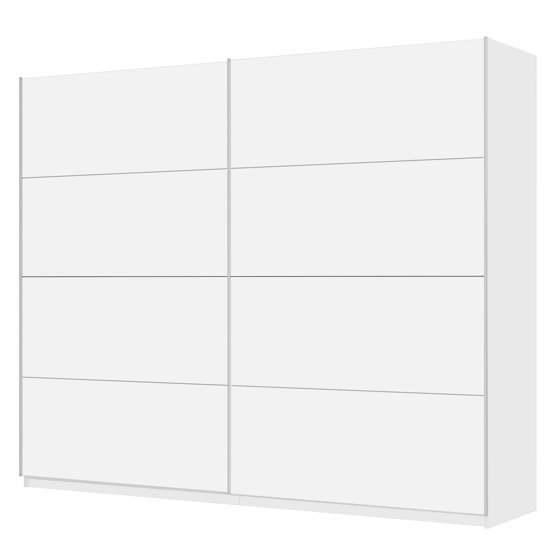 Schwebetuerenschrank SKØP - 270 cm (2-türig) - 222 cm - Comfort