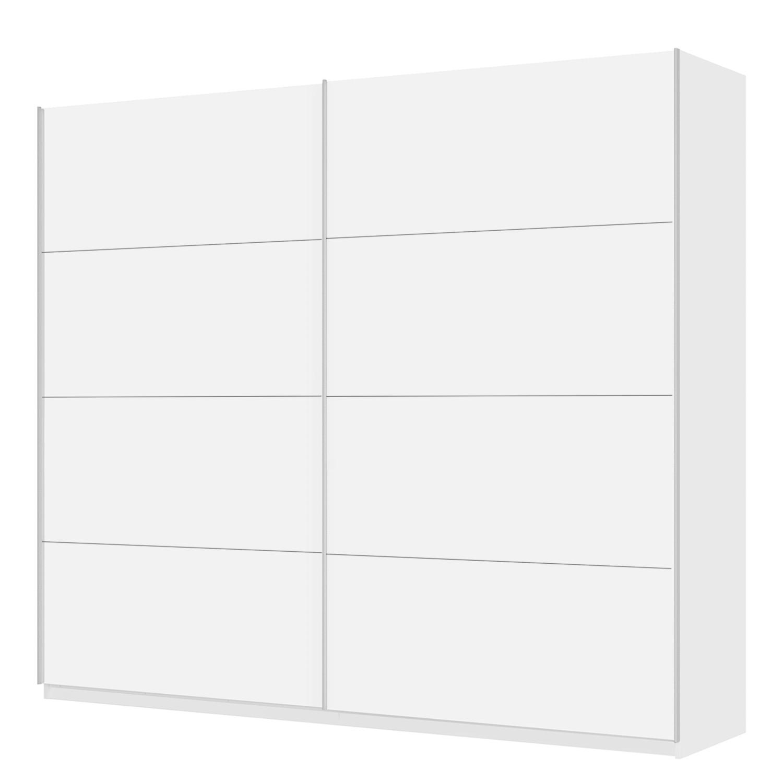 Schwebetuerenschrank SKØP - 270 cm (2-türig) - 236 cm - Basic